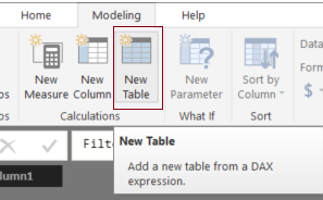 Data-model-new-table